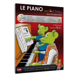 Le piano pour les 5-8 ans - Le kiosque à musique Avignon