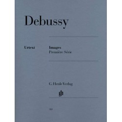 DEBUSSY IMAGES SERIE 1 HN388