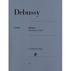 DEBUSSY IMAGES 2e SERIE HN389