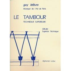 GUY LEFEVRE LE TAMBOUR AL25962