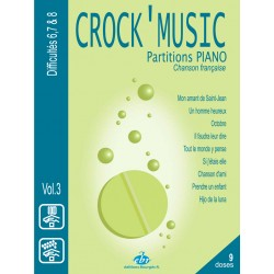 CROCK MUSIC VOLUME 3