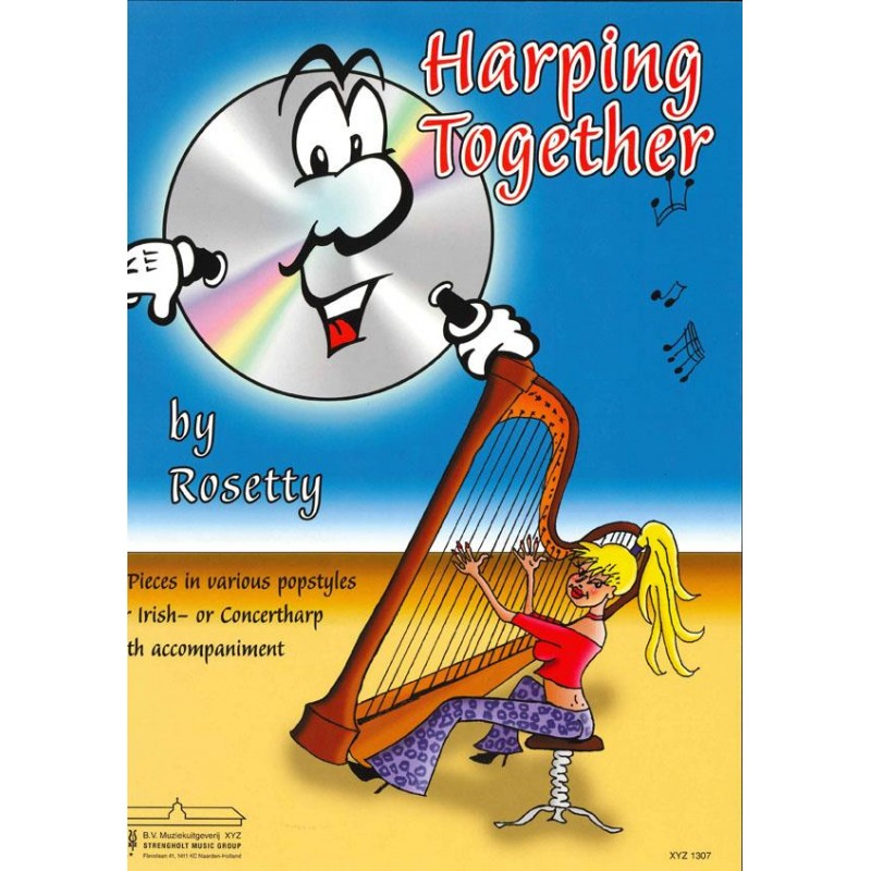 ROSETTY HARPING TOGETHER XYZ1307