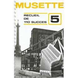 MUSETTE 110 SUCCES VOLUME 5 BEUSCHER PB941