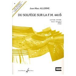 DU SOLFEGE SUR LA FM 440.6