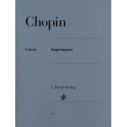 CHOPIN IMPROMPTUS PIANO HN235