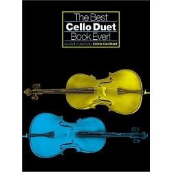 BEST CELLO DUET BOOK EVER CH67826