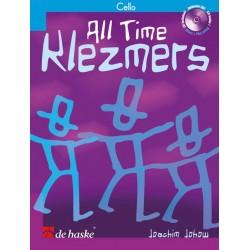 JOACHIM JOHOW ALL TIME KLEZMERS DHP1135502