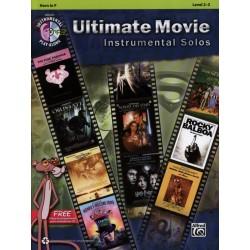 ULTIMATE MOVIE INSTRUMENTAL SOLOS COR ALF40120
