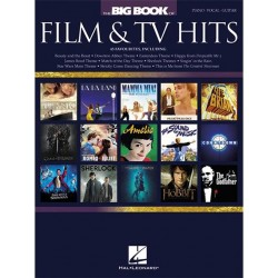 BIG BOOK OF FILM AND TV HITS HL00287687