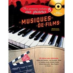MES PREMIERES MELODIES AU PIANO VOLUME 5 AVIGNON LE KIOSQUE A MUSIQUE
