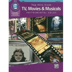 TV MOVIES AND MUSICALS VIOLONCELLE ALF45192 AVIGNON