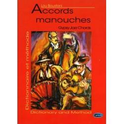 ACCORDS MANOUCHES MF2260 LE KIOSQUE A MUSIQUE