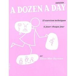 A dozen a day initiation EMF101233 Le kiosque à musique Avignon