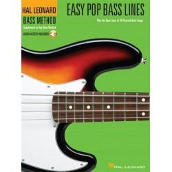 EASY POP BASS LINES HL00695809 LE KIOSQUE A MUSIQUE AVIGNON