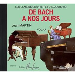 DE BACH A NOS JOURS 4A CD LE KIOSQUE A MUSIQUE AVIGNON