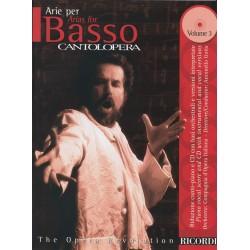 PARTITION ARIE PER BASSO CANTOLOPERA NR139102 LE KIOSQUE A MUSIQUE
