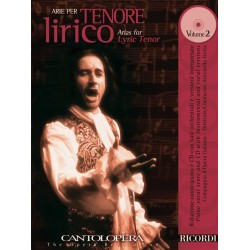ARIE PER TENORE LIRICO CANTOLOPERA NR140129 LE KIOSQUE A MUSIQUE