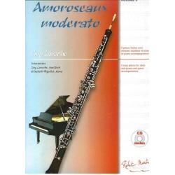 Partition Amoroseaux Moderato R3978M Le kiosque à musique Avignon
