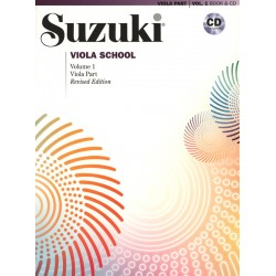 Partition Suzuki viola school Le kiosque a musique Avignon