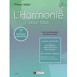 L'harmonie pour tous de Thierry Vaillot HL28291 Le kiosque à musique Avignon