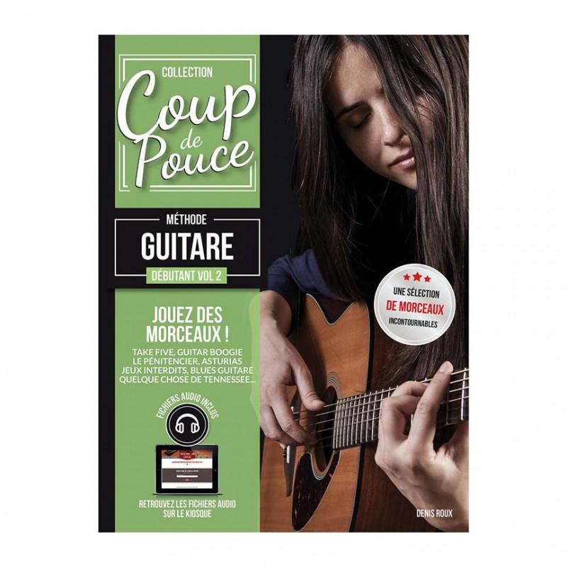 Méthode guitare coup de pouce MF911 Le kiosque à musique Avignon