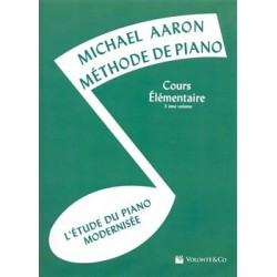 METHODE AARON PIANO VOLUME 3 MB21 LE KIOSQUE A MUSIQUE