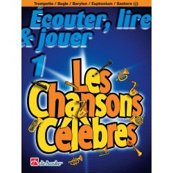 Partition trompette Les Chansons Célèbres DHP1001898 Le kiosque à musique Avignon