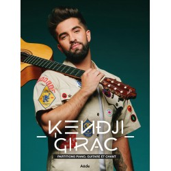 Partition Kendji Girac best of AM041 Le kiosque à musique