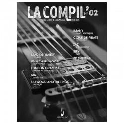 La compil n°2 Aede Music AM008 le kiosque à musique