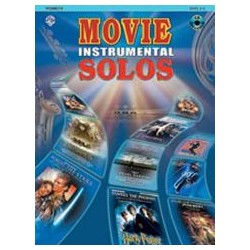 Movie instrumental solos pour trombone IFM0312CD