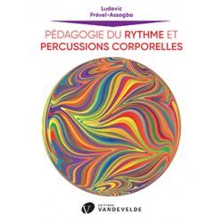 Pédagogie du rythme et percussions corporelles VV418 le kiosque à musique Avignon