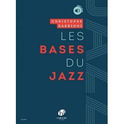 Christophe Sabbioni Les Bases du Jazz HL29532 le kiosque à musique Avignon