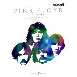PINK FLOYD guitare authentic playalong 9780571526667 le kiosque à musique