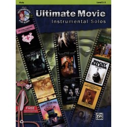 Ultimate movie instrumental solos alto ALF40129