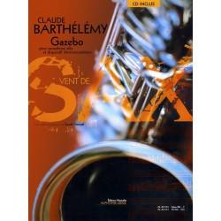 Claude Barthélémy Gazebo AL30373 le kiosque à musique Avignon