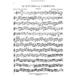 ETUDES OU CAPRICES (36)