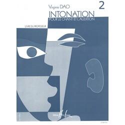 Virginie Dao Intonation HL27285 le kiosque à musique Avignon