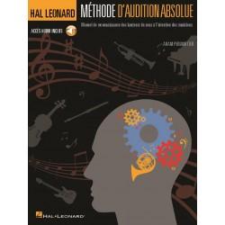 Méthode d'audition absolue DHP1165756 le kiosque à musique Avignon