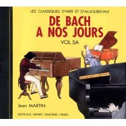 De bach à nos jours 5A le CD le kiosque à musique Avignon