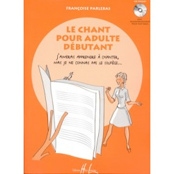 Françoise Parlebas Le chant pour adulte débutant Avignon
