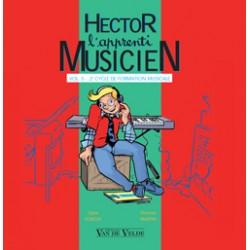 Hector l'apprenti musicien 5 le kiosque à musique Avignon