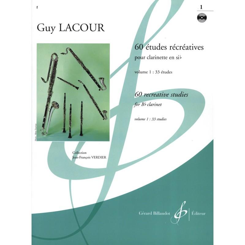 Guy Lacour Etudes Récréatives GB7955 le kiosque à musique Avignon