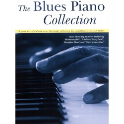 The blues piano collection AM994081 le kiosque à musique Avignon