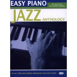 Partition Easy piano jazz anthology VOLMB396 le kiosque à musique Avignon