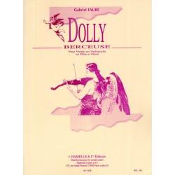 Partition Berceuse de Dolly HA09078 le kiosque à musique Avignon