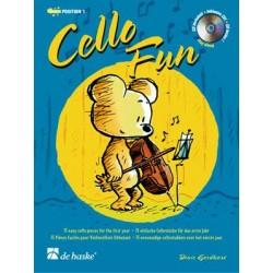 Cello Fun De Haske Le kiosque à musique Avignon