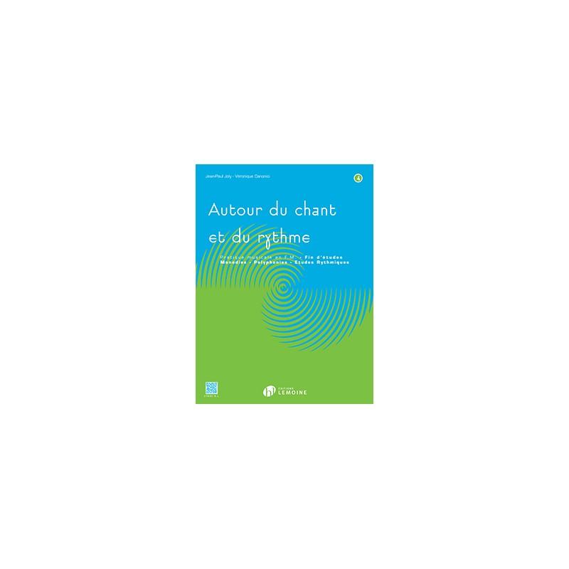 Autour du chant et du rythme volume 4 Le kiosque à musique Avignon