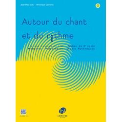 Autour du chant et du rythme 2 HL28300 Le kiosque à musique Avignon