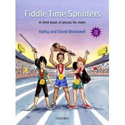 FIDDLE TIME SPRINTERS AVEC CD