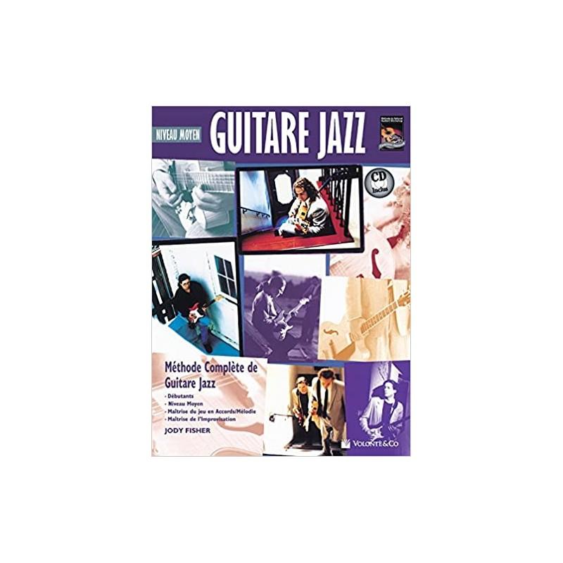 Jody Fischer Guitare jazz niveau moyen MB163 le kiosque à musique Avignon